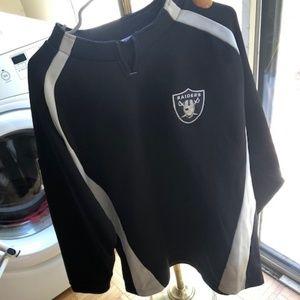 Reebok Raiders Sweater